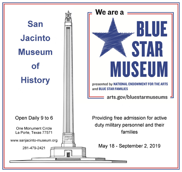 Blue Star Museum May 18-Sept 2 2019