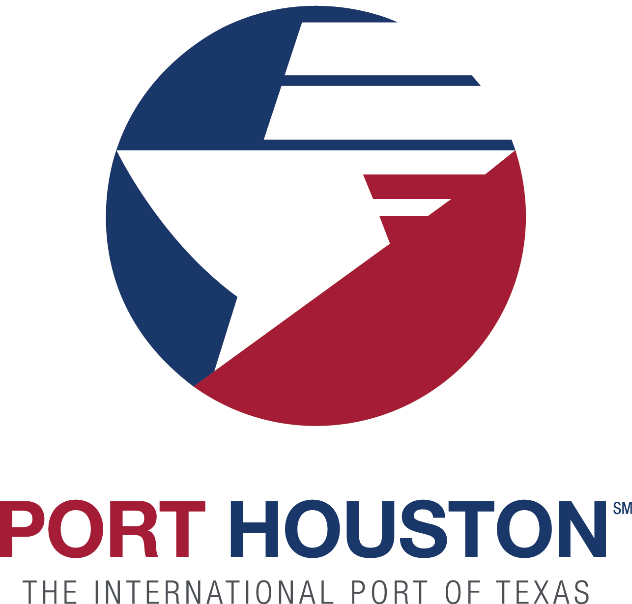 Port Houston logo