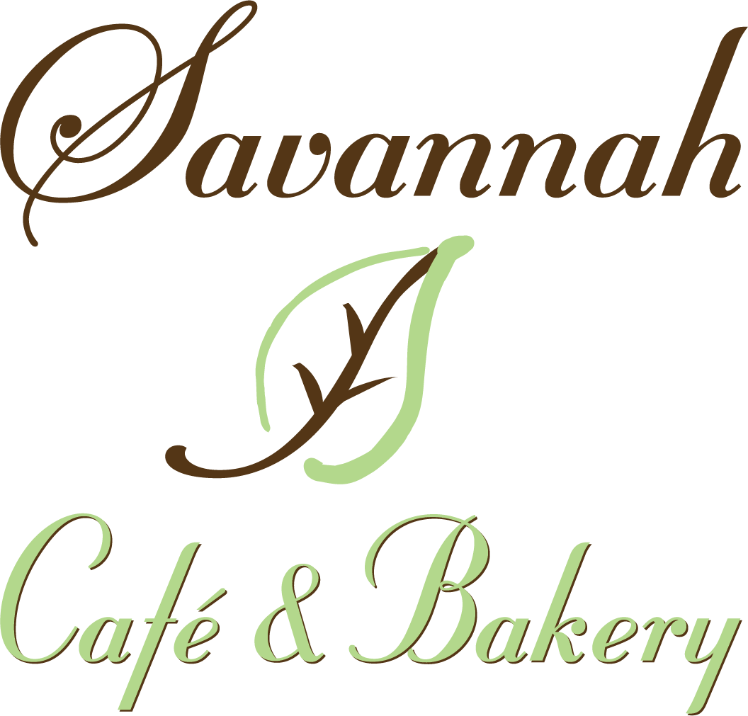 Logo for Savannah Café and Bakery
